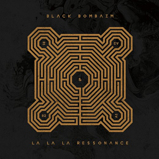 Black Bombaim & La La La Ressonance